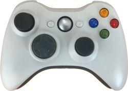 Carneo Xbox 360 Gamepad biely