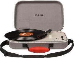 Crosley Messenger šedý