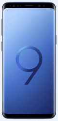 Samsung Galaxy S9+ 64 GB Dual SIM modrý