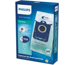 Philips FC8022/04 Anti-Allergy S-Bag vrecká do vysávača (4ks)