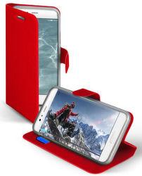 SBS Sense knižkové puzdro pre Huawei P10, červená