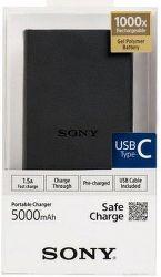 Sony CP-V5BBC 5000 powebanka čierna
