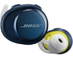 Bose SoundSport Free modré