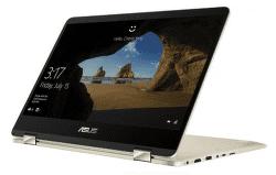 Asus Zenbook Flip UX461UA-E1074T zlatý