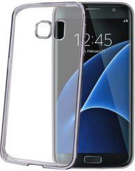 Celly Laser puzdro pre Samsung Galaxy S7 Edge, čierna