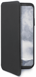 Celly Prestige knižkové puzdro pre Samsung Galaxy S9+, čierna