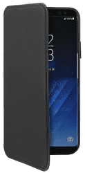 Celly Prestige knižkové puzdro pre Samsung Galaxy S8+, čierna