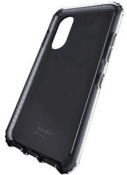 Cellular Line Tetra Force Shock-Twist puzdro pre iPhone X, čierna