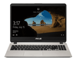 Asus VivoBook X507UA-EJ056T zlatý