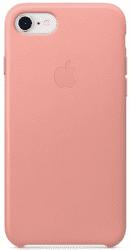 Apple kožený kryt pre iPhone 8 a 7, bledo ružový