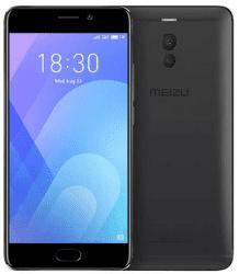 Meizu M6 Note 32 GB čierny