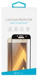 Epico 2,5D tvrdené sklo pre Galaxy A3 2017, zlaté