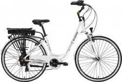 ECOBIKE City L WHT