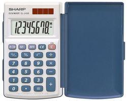 Sharp EL-243S - Vrecková kalkulačka