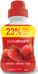 Sodastream Jahoda sirup (750ML)
