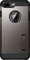 Spigen Tough Armor 2 puzdro pre Apple iPhone 7+/8+, metal
