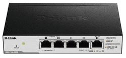 D-Link DGS-1100-05PD - 1Gb 5-LAN switch
