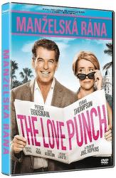 Manželská rána - DVD film