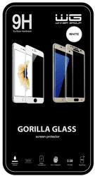 Winner ochranné tvrdené sklo Huawei Y6 Prime (2018), 3D, biele