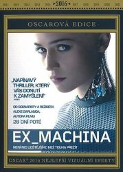Ex Machina - DVD film
