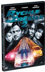 Rychle a zběsile 2 - DVD film