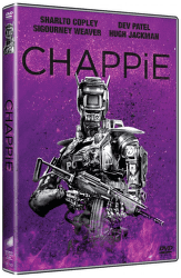 Chappie - DVD film