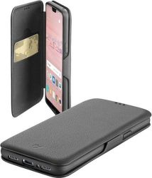 Cellularline Book Clutch puzdro pre Huawei P20 Pro, čierne