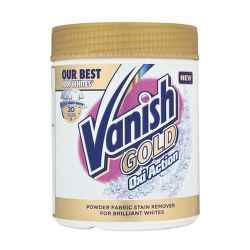 Vanish White Gold odstraňovač škvŕn (625g)