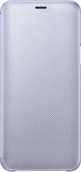 Samsung Wallet Cover puzdro pre Samsung Galaxy J6, fialová