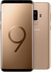 Samsung Galaxy S9+ Dual SIM 256 GB zlatý