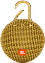 JBL Clip 3 žltý
