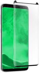 SBS 4D Case Friendly tvrdené sklo pre Samsung Galaxy S8, čierne