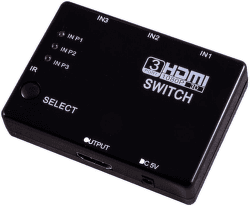 Esperanza EB267 HDMI switch