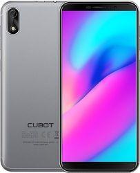 Cubot J3 16 GB sivý