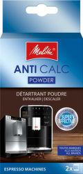 Melita 1500804 Anti Calc odvápňovací prášok (2ks)