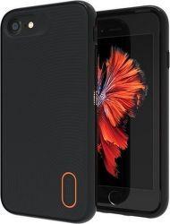 Gear4 Battersea ochranné puzdro pre Apple iPhone 8/7/6S, čierna