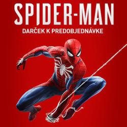 Prijímame predobjednávky na Marvel´s Spider-Man