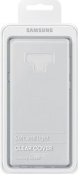 Samsung Clear Cover puzdro pre Samsung Galaxy Note9, transparentná