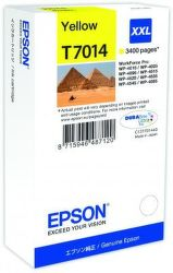 EPSON T7014 XXL yellow (pyramída) - atrament