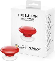 Fibaro Button HomeKit červené tlačidlo (FGBHPB-101-3)