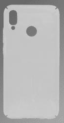 Mobilnet plastové puzdro pro Huawei P20 Lite, transparentná