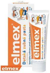 Elmex Detská 50ml zubná pasta