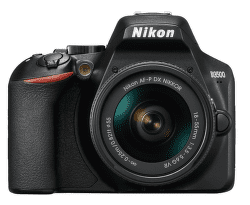 Nikon D3500 + AF-P DX NIKKOR 18-55 mm + AF-P DX NIKKOR 70-300 mm