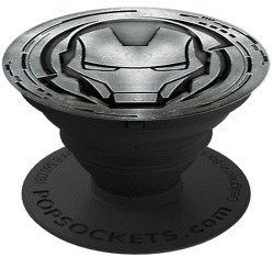 PopSocket držiak na smartfón, Marvel Iron-Man Monochrome