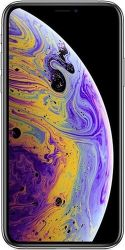 Apple iPhone Xs 64 GB strieborný