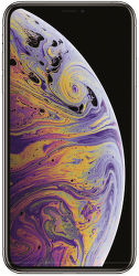 Apple iPhone Xs Max 512 GB strieborný