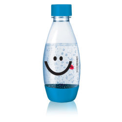 Sodastream Smile Blue detská náhradná fľaša (500ml)