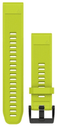 Garmin QuickFit 22 remienok, žltý