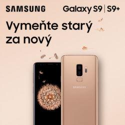 Získajte až do 200 € späť k novému smartfónu Samsung