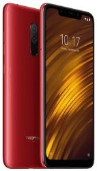 Xiaomi Pocophone F1 128 GB červený